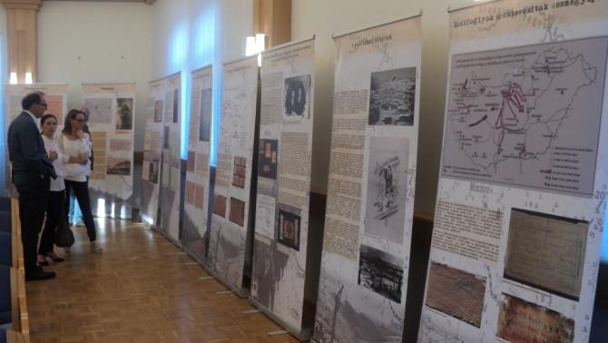 Gulag-kiállítás Felsőpulyán