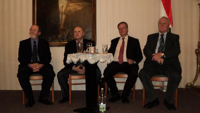 Tudományos tanácskozás Bécsben