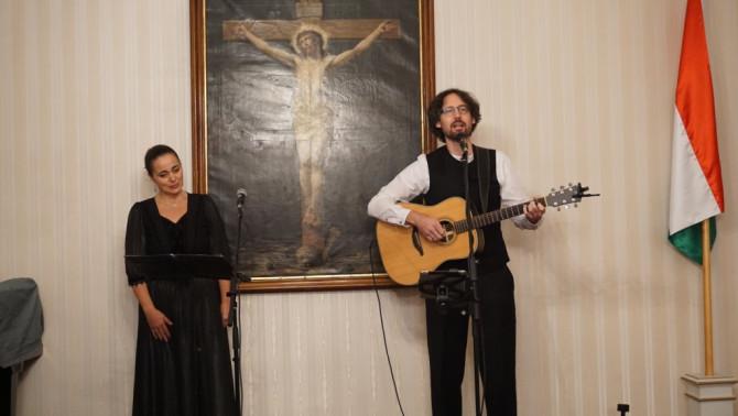 Sudár Annamária és Török Máté
