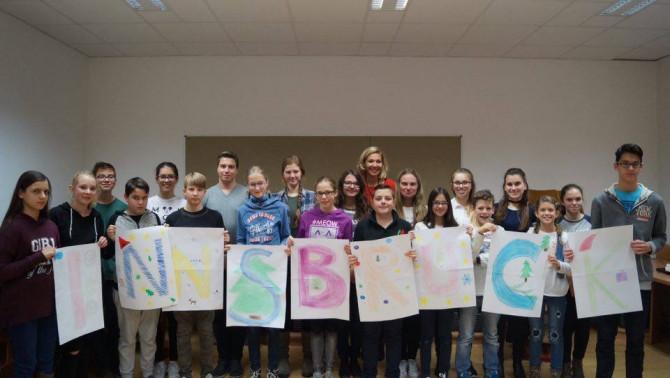 Innsbrucki magyar gimnazisták