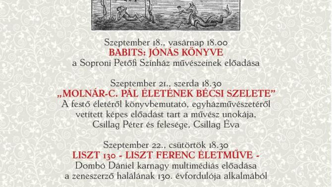 Ars Sacra Fesztivál és Liszt-évforduló – ezt fűzte össze Dombó Dániel Bécsben