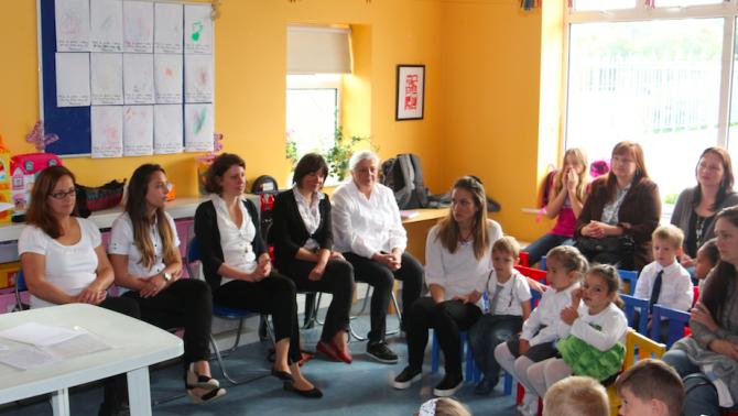 A Cork-i Magyar Iskola és Óvoda
