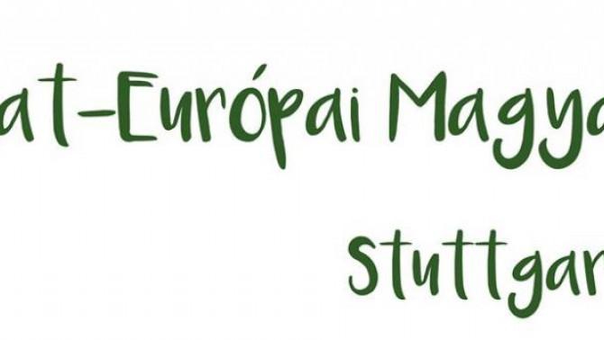 I. Nyugat-Európai Magyar Néptáncfesztivál Stuttgart