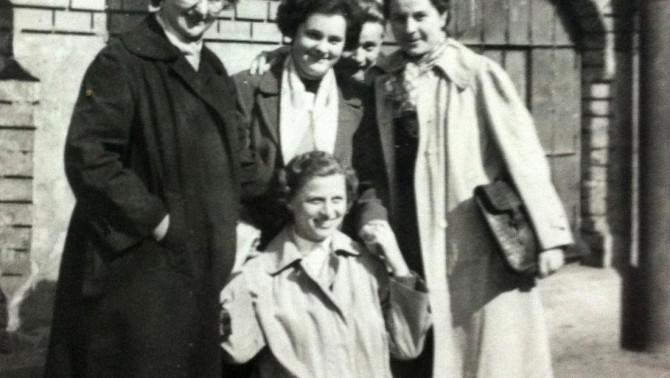 Medikák, Semmelweis Egyetem 1956.