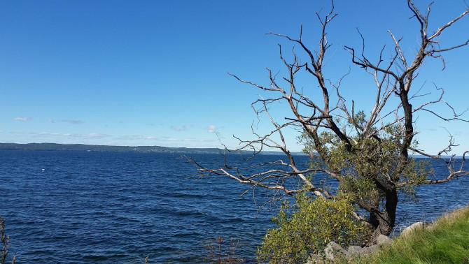 Jönköping - Vattern tó