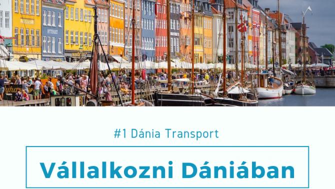 Vállalkozni Dániában
