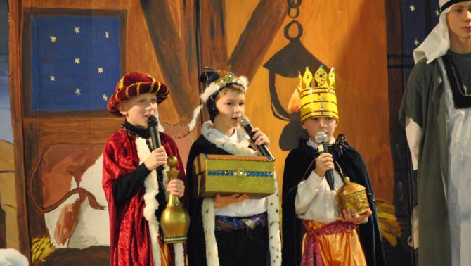A három király