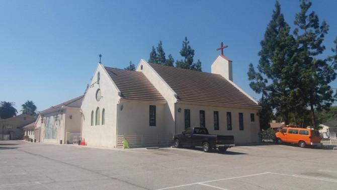 A San Fernando Völgyi Magyar Református Templom
