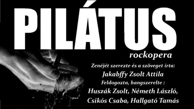 Pilátus (rockopera)