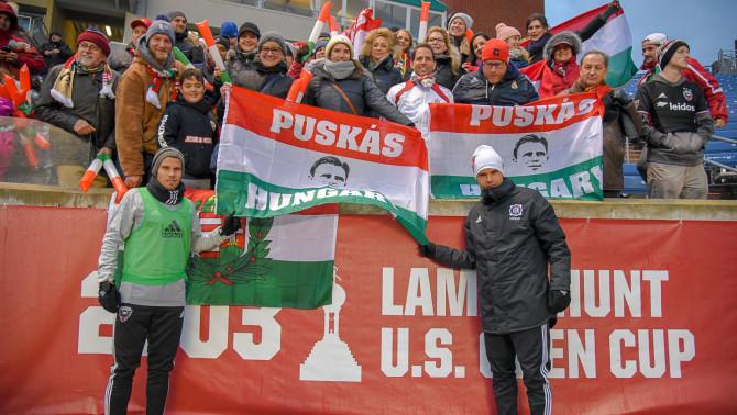 A magyar szurkolók és a magyar futballisták