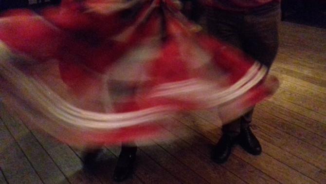 táncház Utrecht
