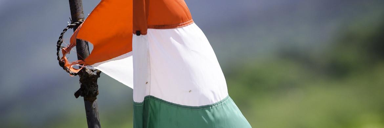 Zászló - Fotó: Rácz Norbert