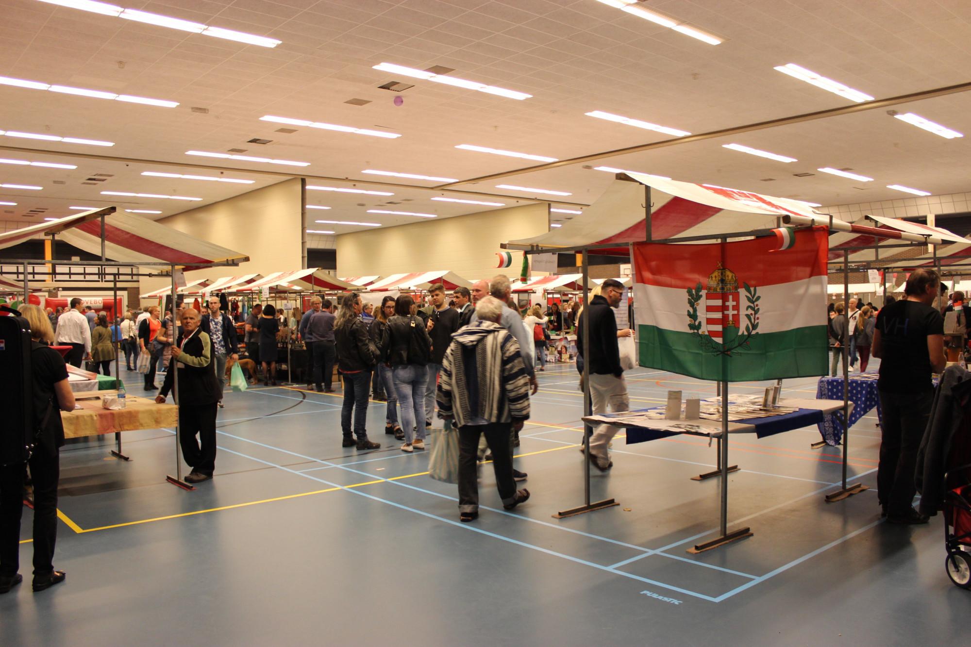 Hongarije Plaza 2018
