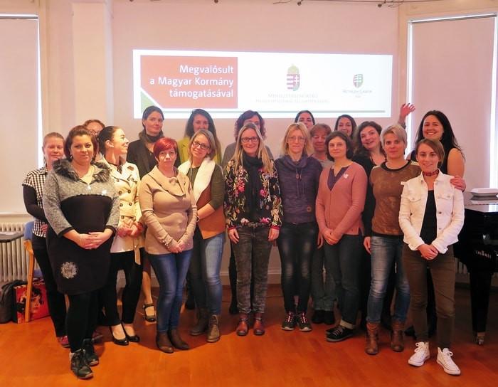Interaktív továbbképzés a Baden-Württembergi Konzuli Magyar Iskolában
