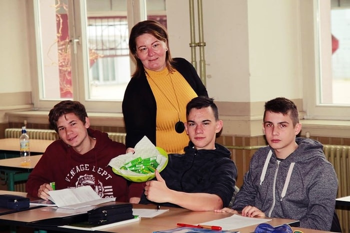 Magyar ízek a radolfzelli iskolában
