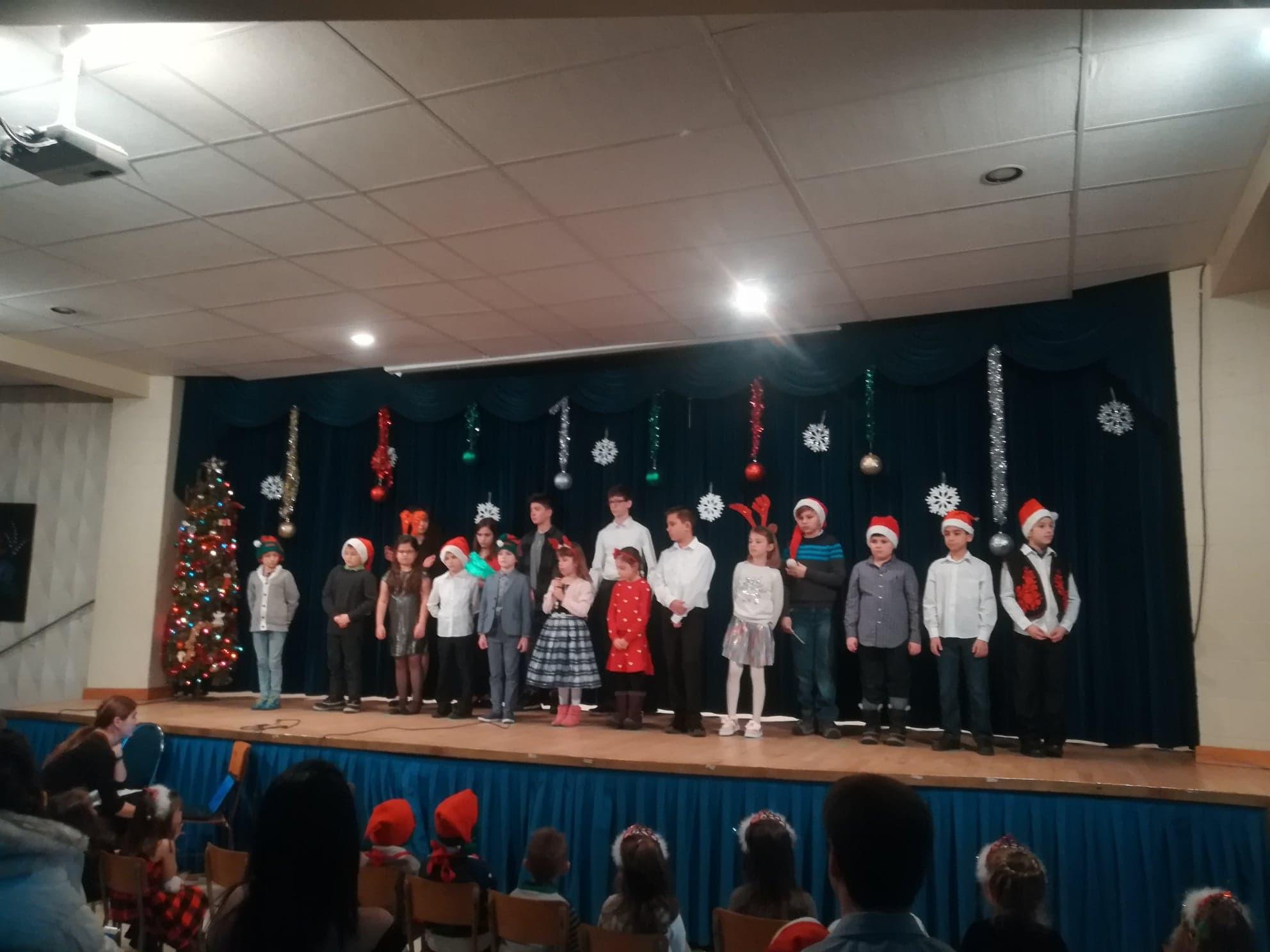 A Montreali Magyar Iskola karácsonya