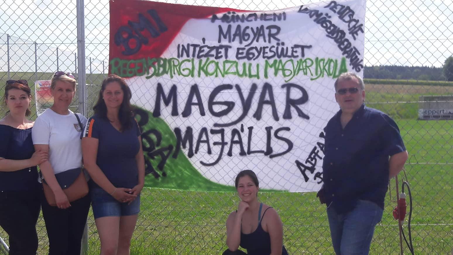 Müncheni Magyar Intézet Egyesület 2. Magyar Majálisa Regensburgban