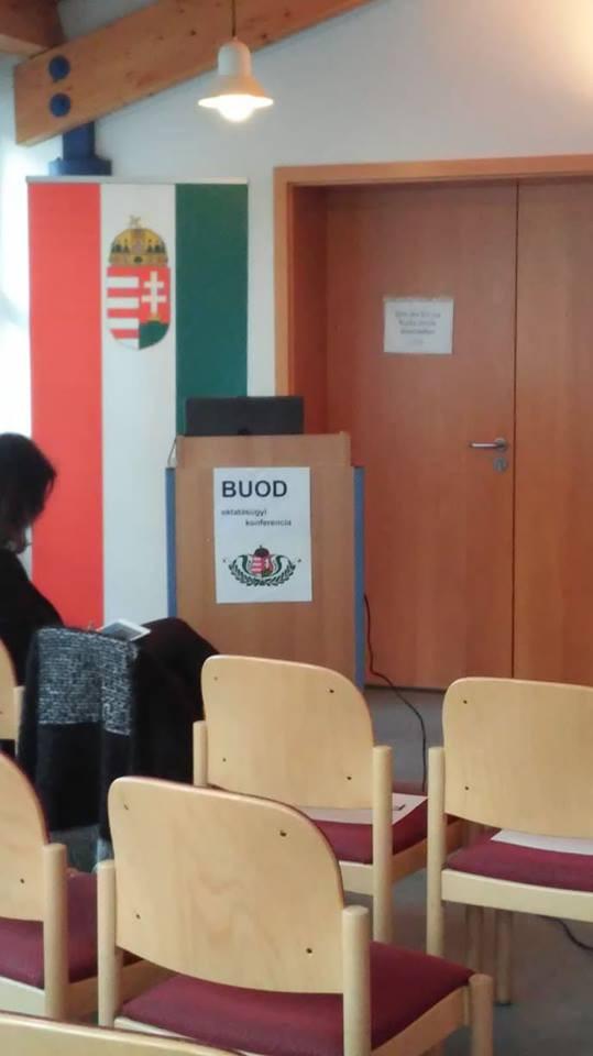 BUOD oktatásügyi konferencia Nürnberg - 2019.02.09.