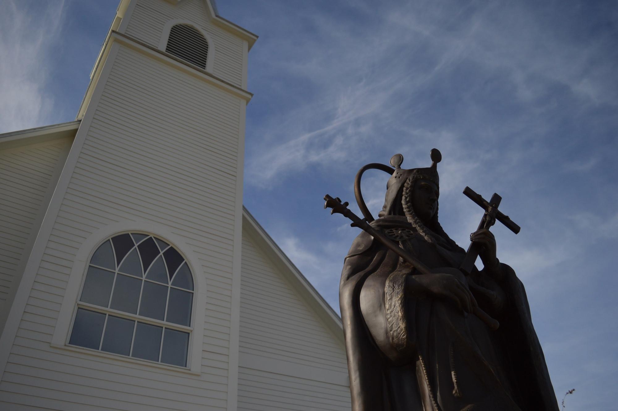 A Szent Margit Katolikus Templom