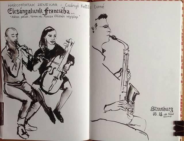Hárompatak zenekar