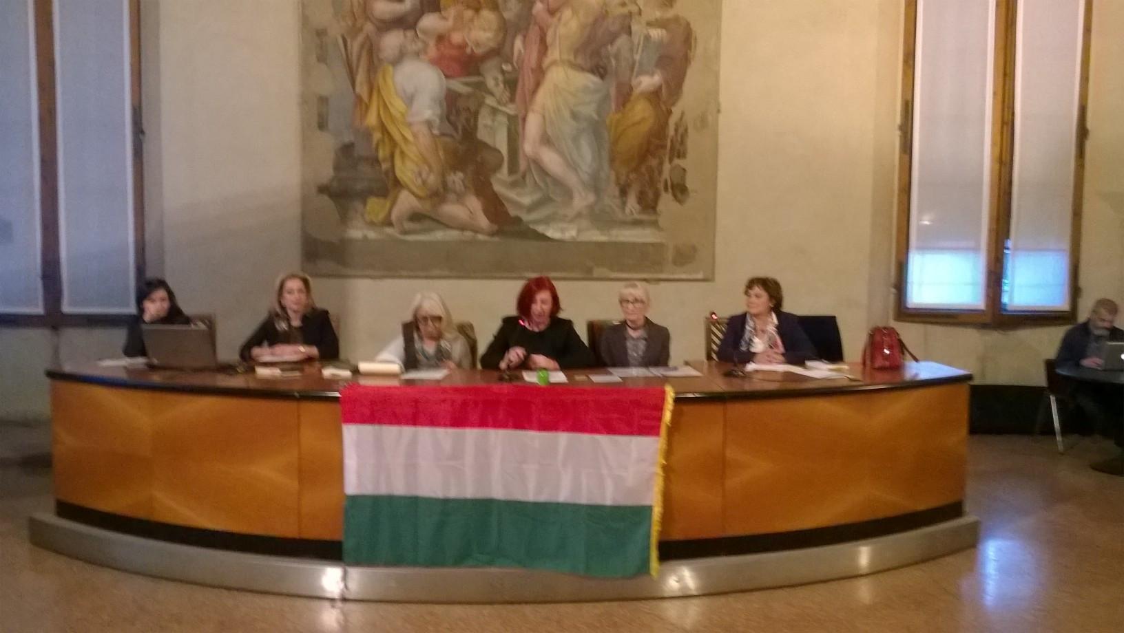 dr. Miliczky Erzsébet, Liliana, Martissa Mengoli, Biancastella Antonino