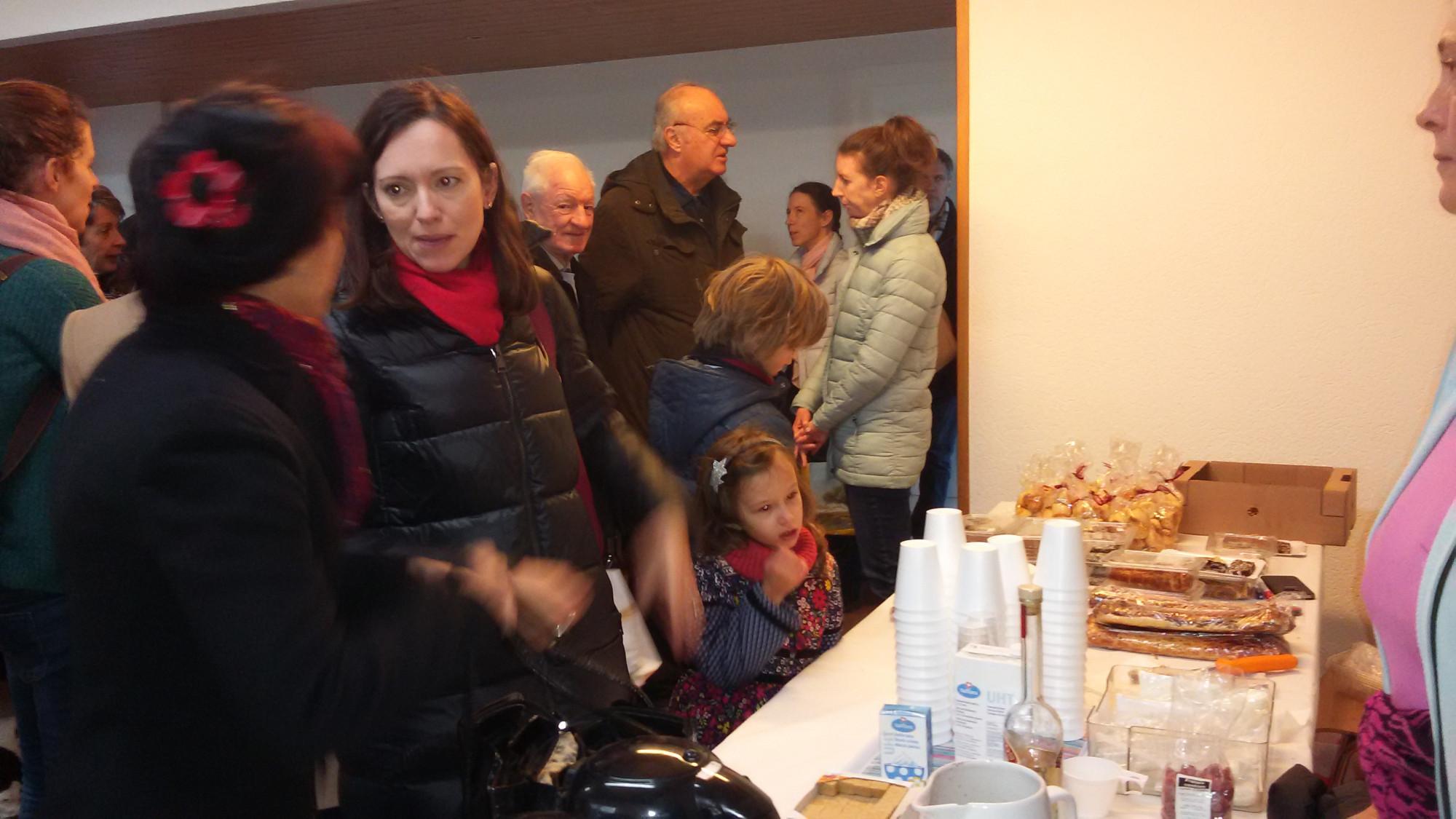 Idén is sokan ellátogattak karácsonyi vásárunkra