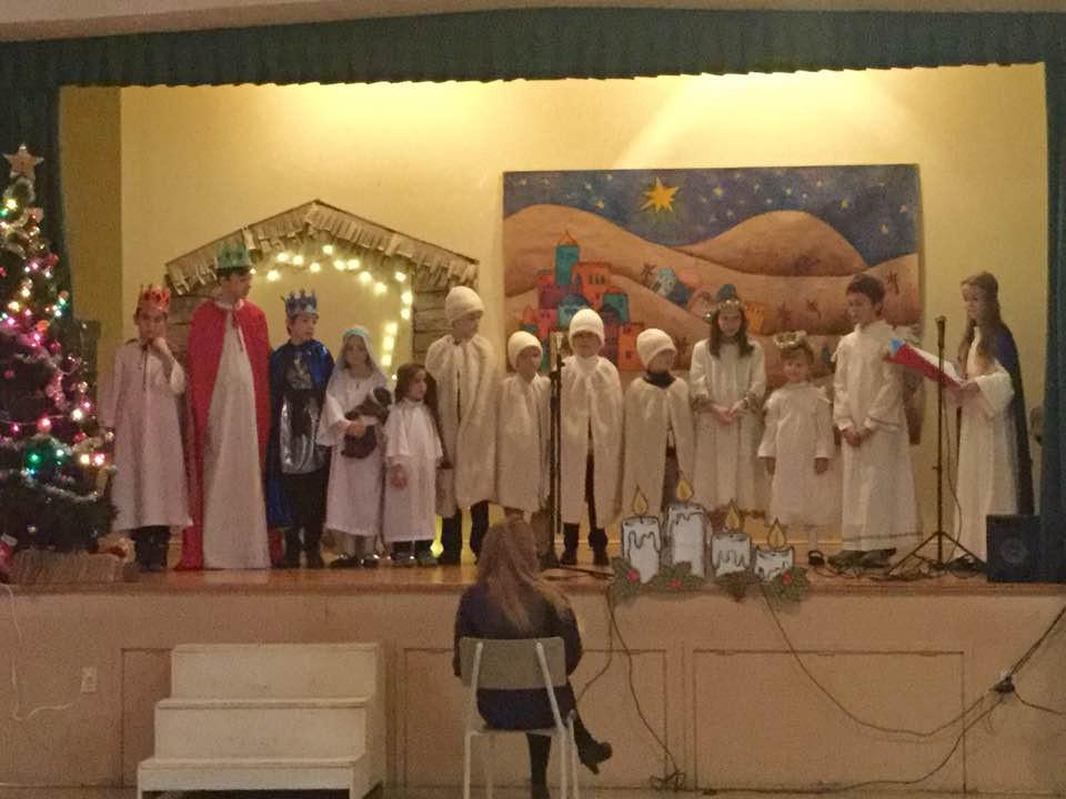 Karácsony a montreáli Első Magyar Református Egyházban