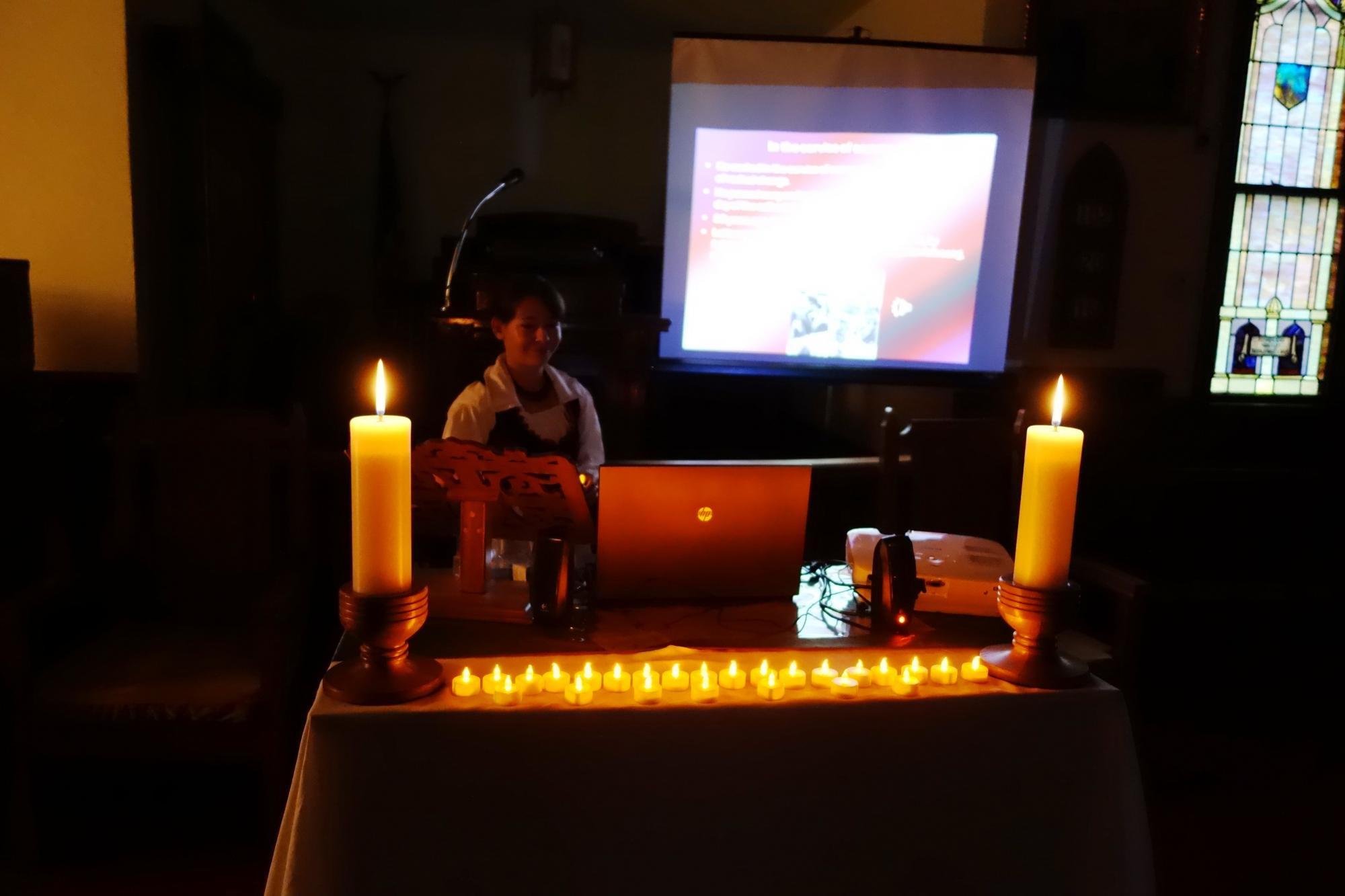 Márton Áron emlékest a Bethlen Közösségben